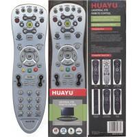 Пульт ДУ для Huayu CISCO, MOTOROLA MXV3ТВ (черный) универсальный для интерактивного ТВ