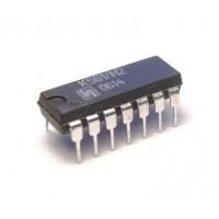 Микросхема К561ЛН2 (TC4049)