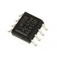Микросхема LM358Dsmd