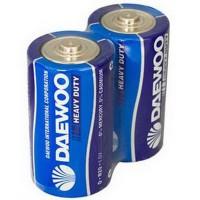 Батарейка R20 (373 элемент) Daewoo