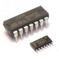 Микросхема LM324N(WN) (1401 УД 2)