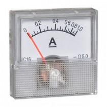Амперметр 85C1 50А без шунта