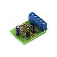 Радиоконструктор K243 (вежливый свет в салон автомобиля)
