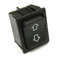 Переключатель стеклоподъемника 12v,35A,3положения,6pin,RS-223-4C