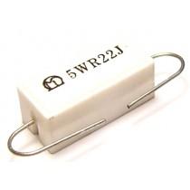 Резистор 0,22R - 5Wt