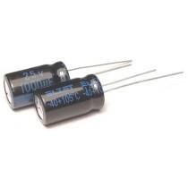 Конденсатор 1000mkF x 25V 105*С комп. К50-35