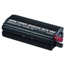 Автомобильный Инвертор 20-30V / 220V 600W max 1200W EG-PWC-022