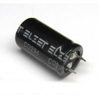 Конденсатор 180mkF x 450V 105*C