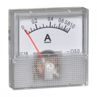 Амперметр 85C1 15А без шунта