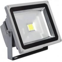 Светодиодный прожектор 50 Wt 220V белый холодный