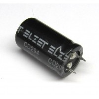 Конденсатор 47mkF x 400V жесткие выводы 22x25