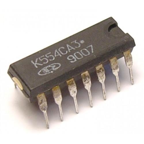 К554СА3А (IL311ANM) - ОУ и Компараторы - МИКРОСХЕМЫ ...
