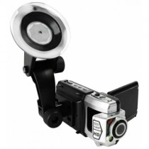 Видеорегистратор автомобильный HD с 2.5 TFT LCD экраном (DVR-F900 LHD черный)