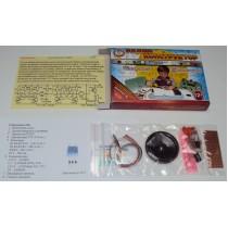 Радиоконструктор 019 - Детектор скрытой проводки сети