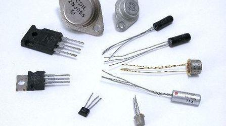 Транзистор на фото